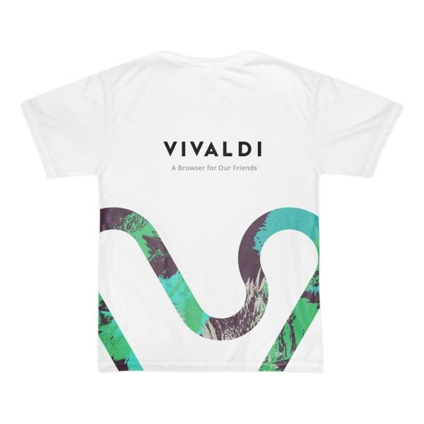 Colorful Vivaldi Shirt