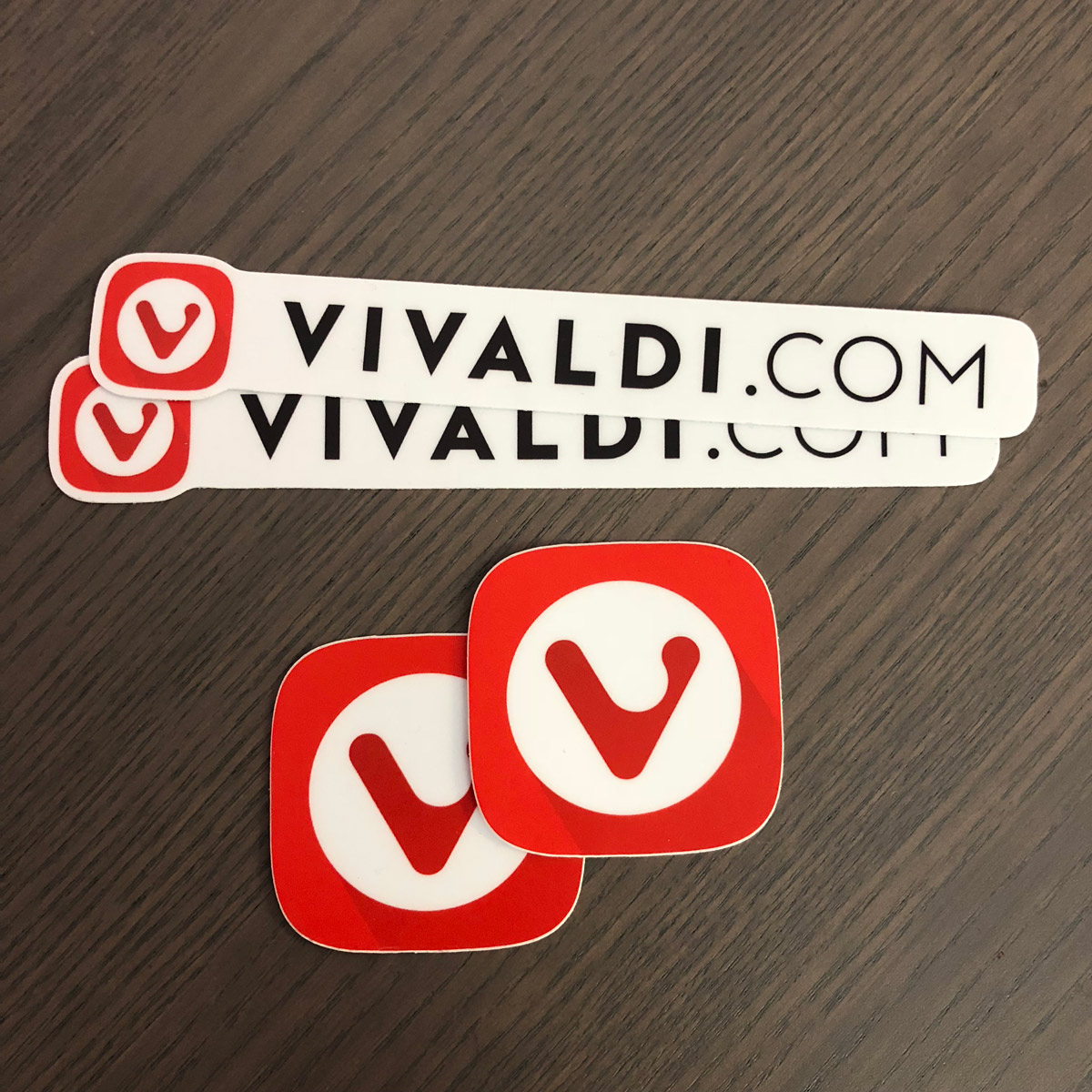 Vivaldi Stickers