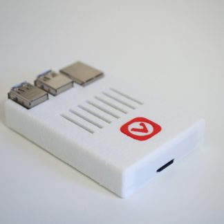 Vivaldi Raspberry Pi Case